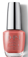 Лак для ногтей OPI Infinite Shine Peru ISLP38 My Solar Clock is Ticking 15 мл: фото