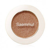 Тени для век мерцающие THE SAEM Saemmul Single Shadow Shimmer BR05 2гр: фото