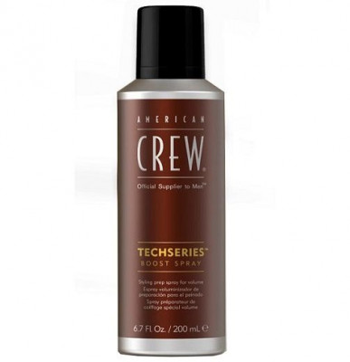 Спрей для объема AC American Crew TECHSERIES BOOST SPRAY 200мл: фото