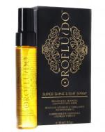 Спрей для блеска волос Orofluido Spa Super Shine LIGHT 55мл: фото
