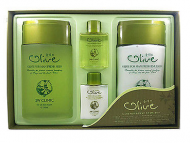 Набор мужской ОЛИВА 3W CLINIC Olive for Man Fresh 2 Items Set: фото