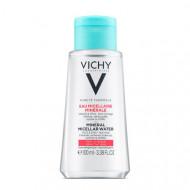 Мицеллярная вода с минералами для чувствительной кожи Vichy, Purete Thermal 100 мл: фото