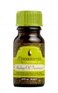 Уход восстанавливающий с маслом арганы и макадамии Macadamia Healing Oil Treatment 10мл: фото
