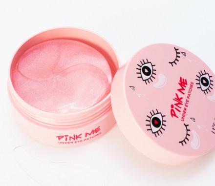 Патчи гидрогелевые для глаз It'S SKIN Pink Me Under Eye Mask 60шт: фото