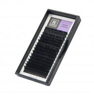Чёрные ресницы BARBARA Elegant МИКС (C 0.10 7-12mm): фото