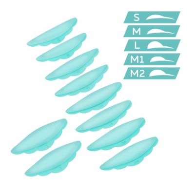 Набор валиков силиконовых SEXY ULTRA SOFT (5 размеров): фото