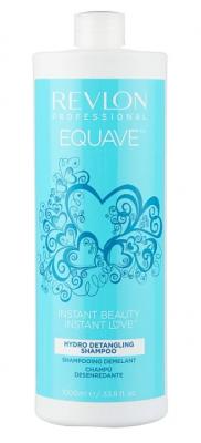 Мицелярный шампунь Revlon Professional EQUAVE Instant Detangling Micellar Shampoo 1000мл: фото
