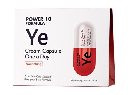 Питательный крем-капсула Power 10 Formula YE Cream Capsule One a Day 3г*7шт: фото