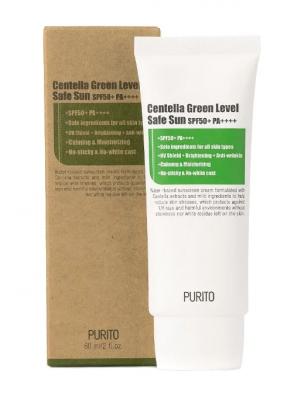 Солнцезащитный крем PURITO Centella Green Level Safe Sun 60мл: фото
