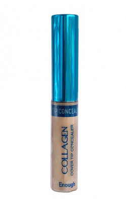 Консилер для лица КОЛЛАГЕН ENOUGH Collagen Cover Tip Concealer SPF36 PA+++ №03 5г: фото