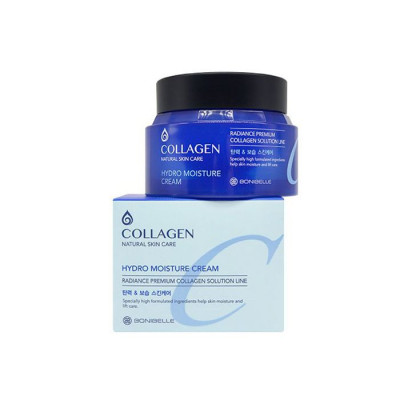 Крем для лица КОЛЛАГЕН ENOUGH BONIBELLE Collagen Hydro Moisture Cream 80 мл: фото