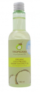Масло для кожи и волос ЖАСМИН TROPICANA Organic Cold Pressed Virgin Coconut Oil Jasmine 100мл: фото