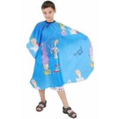Пеньюар детский голубой Hairway MF: фото